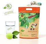 Share Original - fermentierte mit Kräutern ummantelte grüne Pflaume - 30 Stück