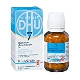 DHU Schüßler-Salz Nr. 7 Magnesium phosphoricum D6, 200 St. Tabletten