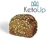KetoUp: Frisches Low Carb Walnussbrot | Ketogene und Low Carb Ernährung | Sportnahrung | Gesunde...