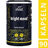 ahead BRIGHT MOOD | Natürlicher Booster* mit Vitamin B6 für Stimmung, Wohlbefinden und...