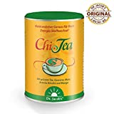 Chi-Tea 180 g Dose I Mit Grün- u. Matetee sowie grünem Kaffee I 12 wertvolle Pflanzenauszüge I...