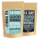 Funktioneller Tee; 14 Tage Entgiftung & Reinigung Tee | 14 Tage Versorgung | Loser Tee | Love...