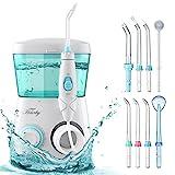 Munddusche Elektrische, HAIRBY Zahnreiniger Wasser Flosser Zahnärztliche auslaufsichere Kapazität...