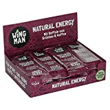 WINGMAN Natural Energy - Riegel (Cranberry Coconut-Geschmack, 16 Riegel) | Vegan & Fitness Booster |...
