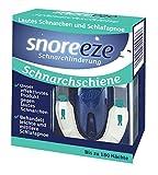 SNOREEZE Schnarchschiene 1 Stck