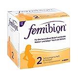 Femibion 2 Schwangerschaft und Stillzeit Tabletten und Kapseln, 96 St. Tagesportionen