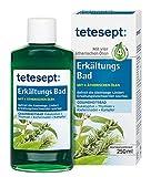 tetesept Erkältungsbad Badekonzentrat – Badezusatz mit 4 ätherischen Ölen gegen...