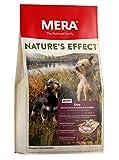 MERA NATURE´S EFFECT Mini, Getreidefreies Hundefutter, Premium Trockenfutter für kleine Hunde mit...