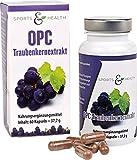 OPC Kapseln Sehr Hochdosiert Mit Zertifikat OHNE Künstliches Vitamin C Mit 500mg Traubenkernextrakt...