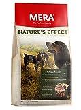 MERA Nature´S Effect, Getreidefreies Hundefutter, Premium Trockenfutter für Hunde mit Wildschwein,...