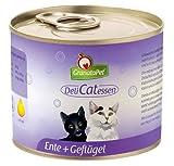 GranataPet Cat Dose DeliCatessen Ente + Geflügel 200g 6 X Einheit/Stück